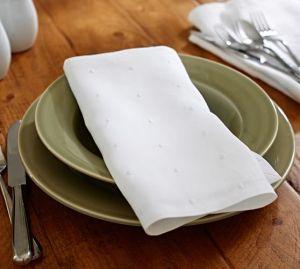 dot napkin