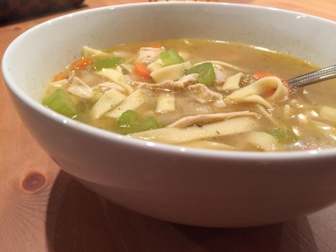 Upclose Soup